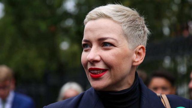 Марія Колеснікова отримає нагороду за відвагу Держдепартаменту США