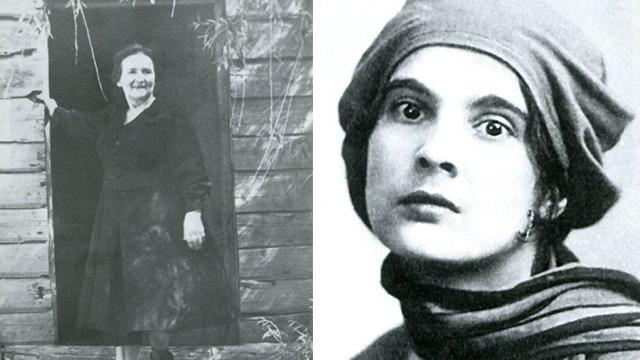 Варвара Крилова та Юлія Солнцева