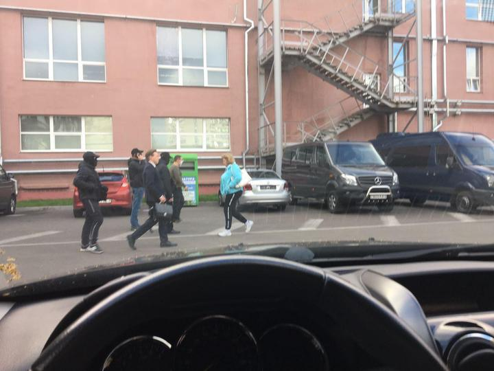 У Білорусі затримали ще одного лідера опозиції Максима Знака