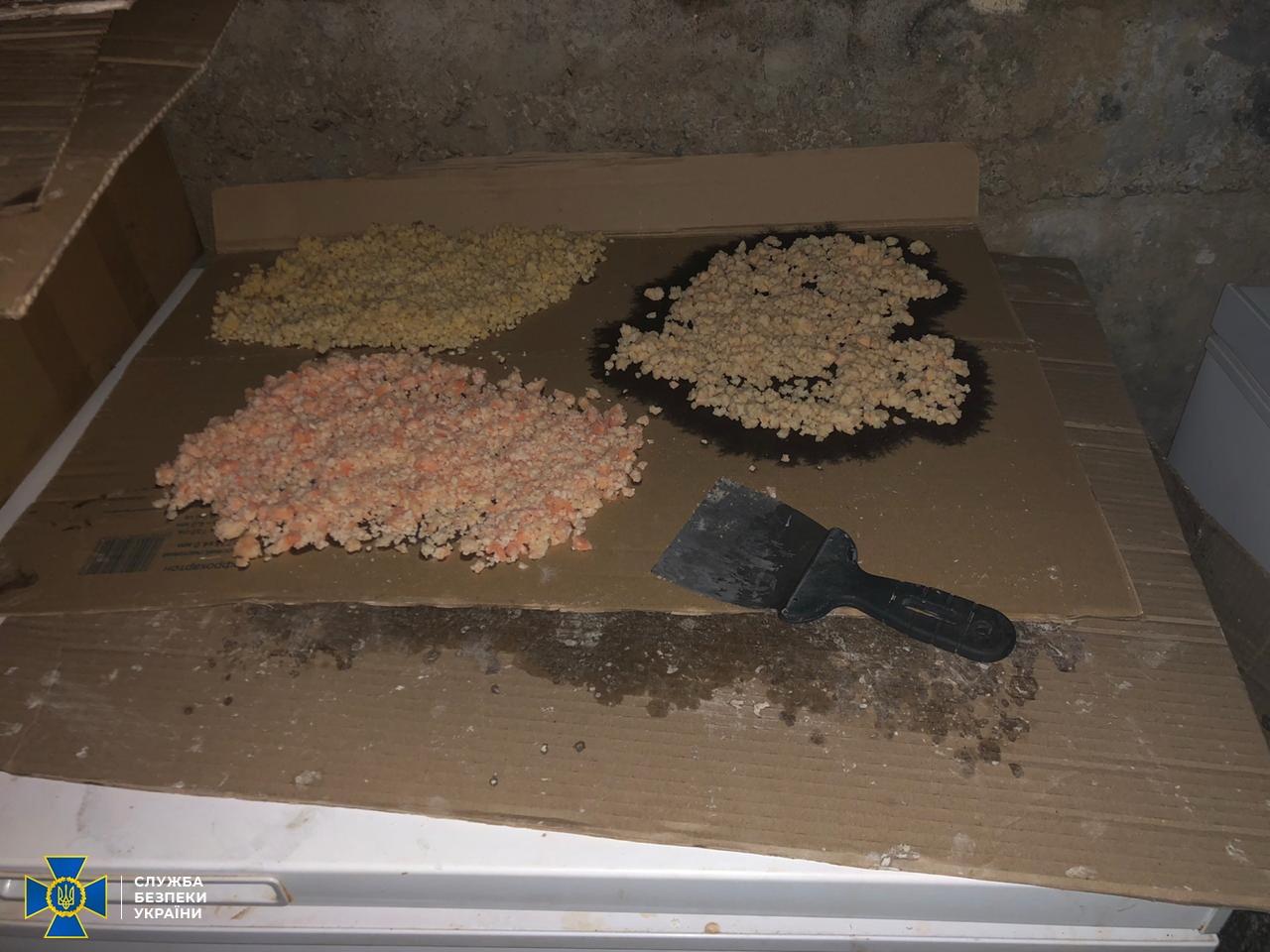 Виявили майже 10 кг метадону: СБУ викрила угруповання наркодилерів