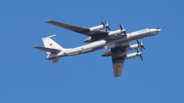 Два російські літаки помітили поблизу Шотландії – ВПС Великої Британії