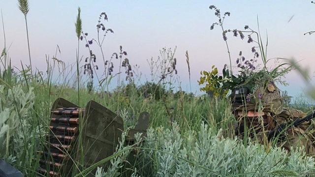 Ситуація на Донбасі: бойовики обстріляли ООС із гранатометів