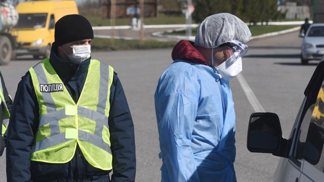 Понад 4 тис. правоохоронців підхопили коронавірус з початку пандемії – МВС
