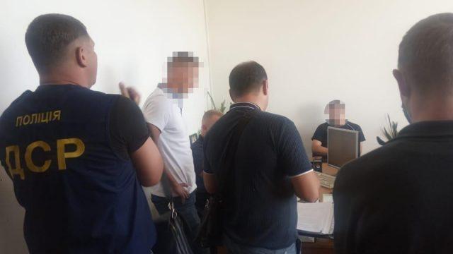 На Житомирщині на хабарі затримали директора комунального підприємства