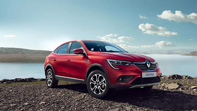 Хорошие новости от ЗАЗ: презентованный кроссовер Renault Arkana будут производить в Запорожье