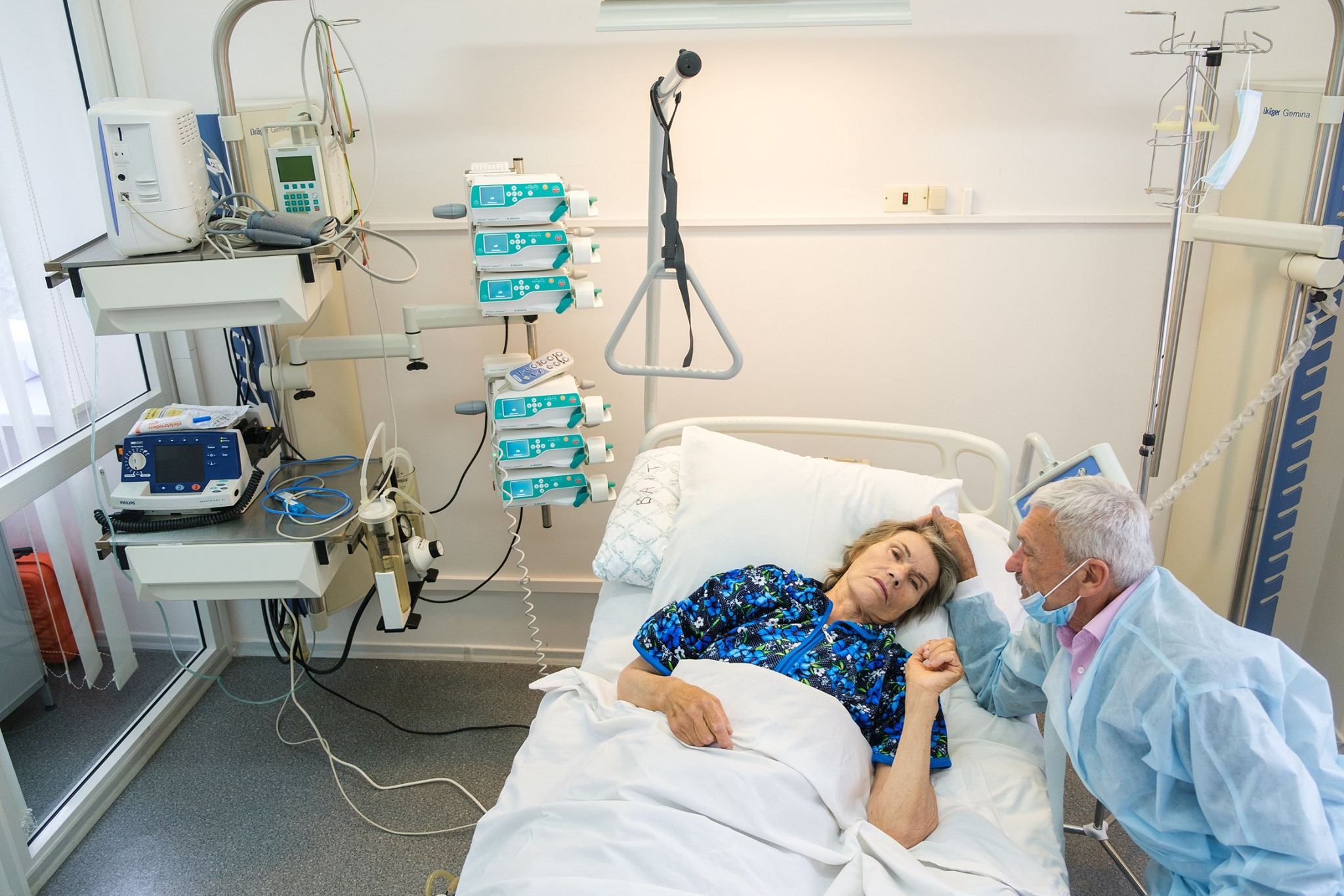 4,5-килограммовую опухоль удалили врачи из Феофании