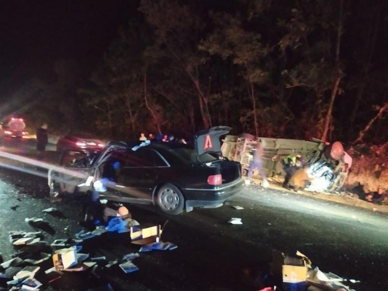 ДТП на Буковине 19 сентября — есть погибшие и раненые