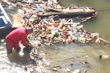 Сміттєві острови та більше пластику, ніж риби: Всесвітній день прибирання 2020 в Україні