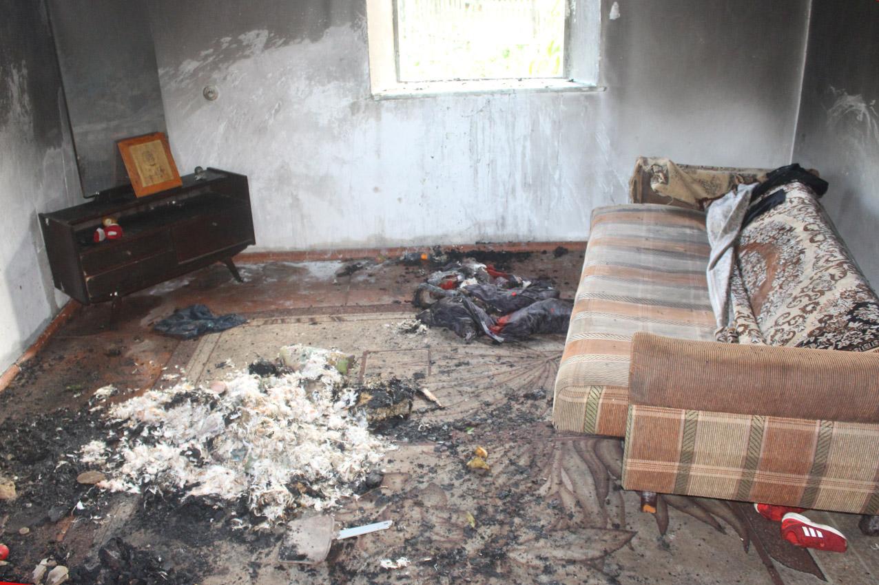 Пожар в Хмельницкой области: погиб младенец