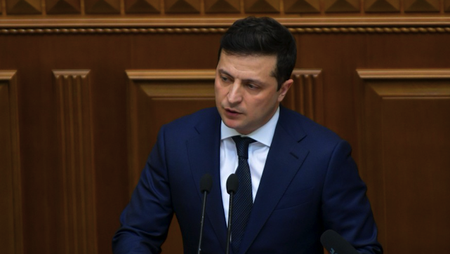 Зеленський скликає РНБО через низку секретних питань
