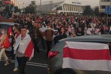 Протесты в Беларуси: онлайн, видео, фото и последние новости