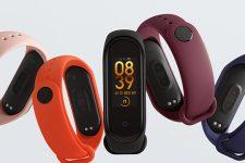 Mi Smart Band 4 NFC появился в продаже в Украине