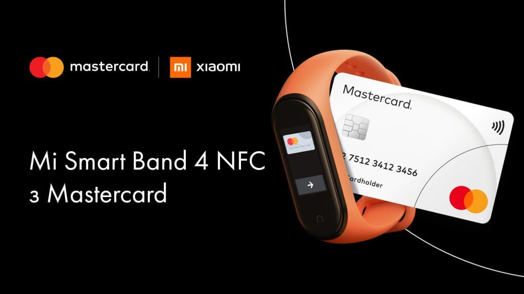 Mi Smart Band 4 NFC з'явився у продажу в Україні