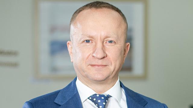 Сергій Наумов став новим головою правління Ощадбанку