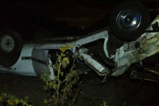 В Одеській області авто злетіло в кювет і перекинулося – загинули два хлопці