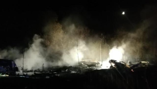 Авіакатастрофа під Чугуєвом
