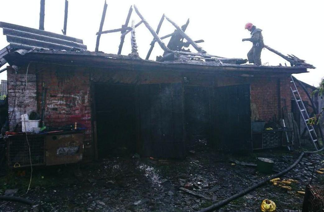 На Чернігівщині у пожежі загинув 5-річний хлопчик