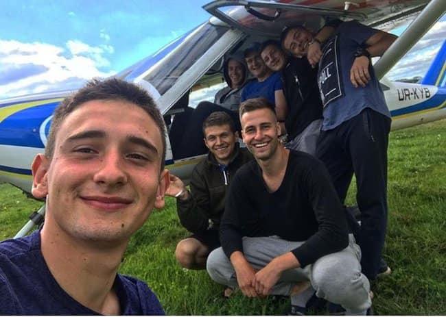 Авіакатастрофа в Чугуєві: список тих, хто був у літаку