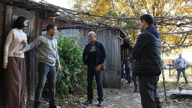 Ахтем Сеітаблаєв про зйомки серіалу Доброволець