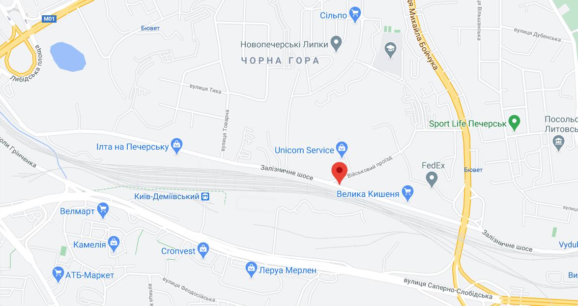 У Києві ремонтуватимуть Залізничне шосе – можливі затори