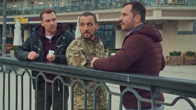 Сюжетні перипетії та війна на Донбасі: прем'єра серіалу на ICTV Доброволець