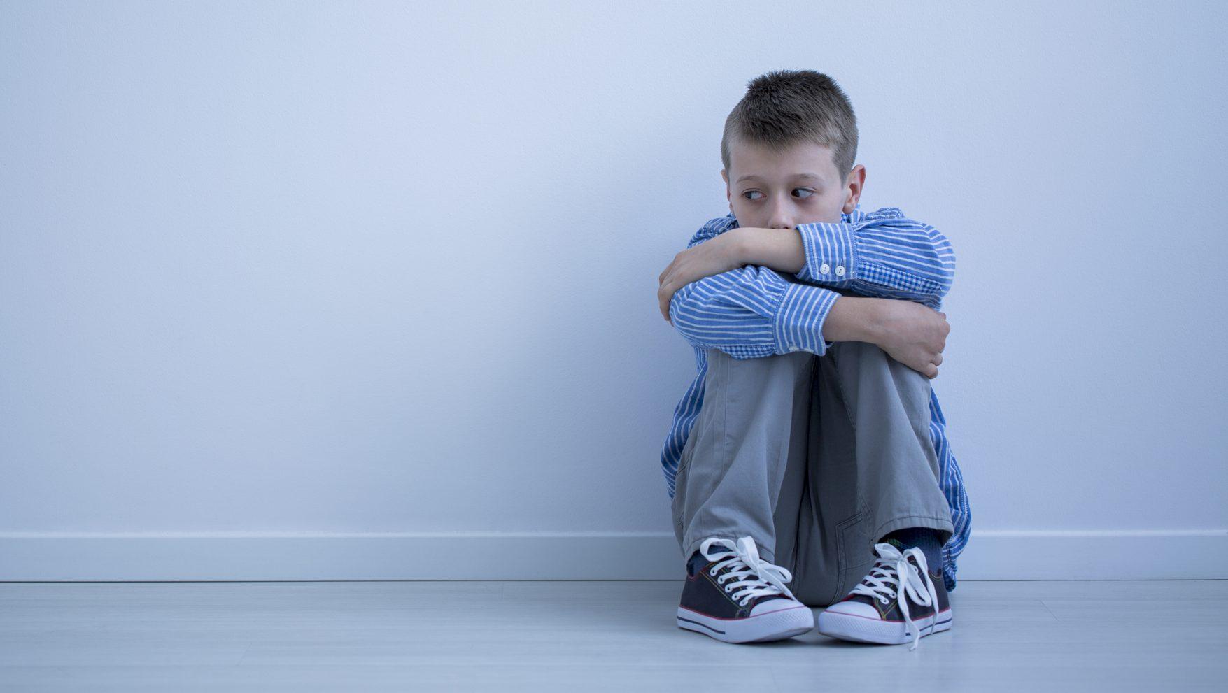 Хлопчик з аутизмом