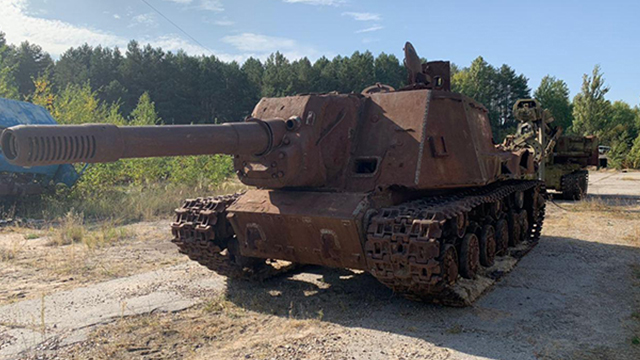 ІСУ-152