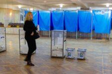 На местные выборы придут более 60% избирателей — опрос