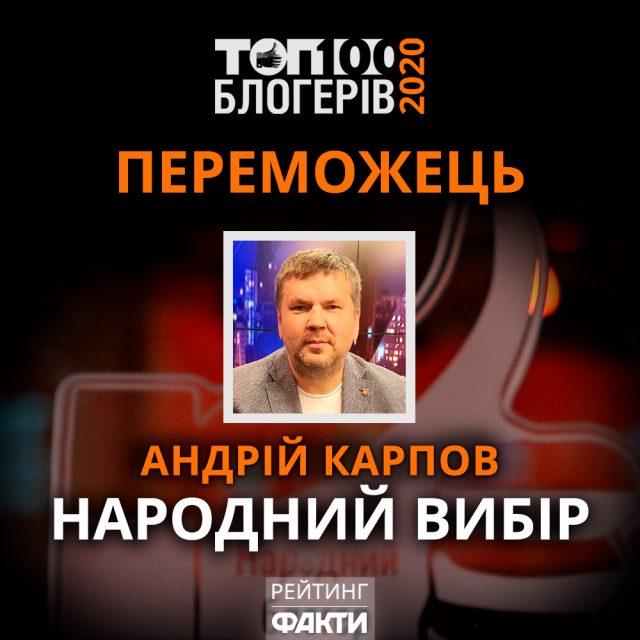топ-100 блогерів україни