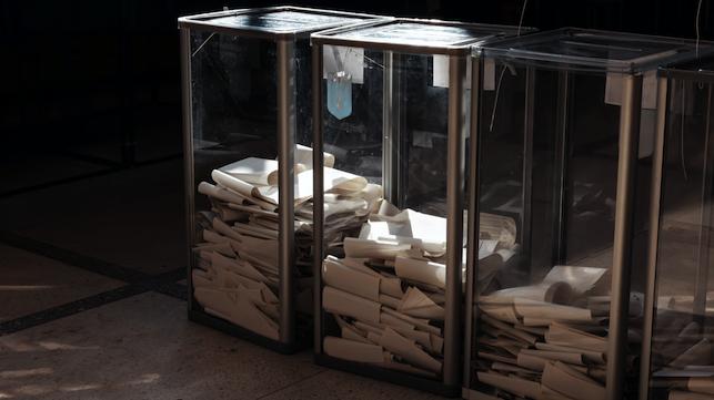 Як голосувати на місцевих виборах в Україні 2020