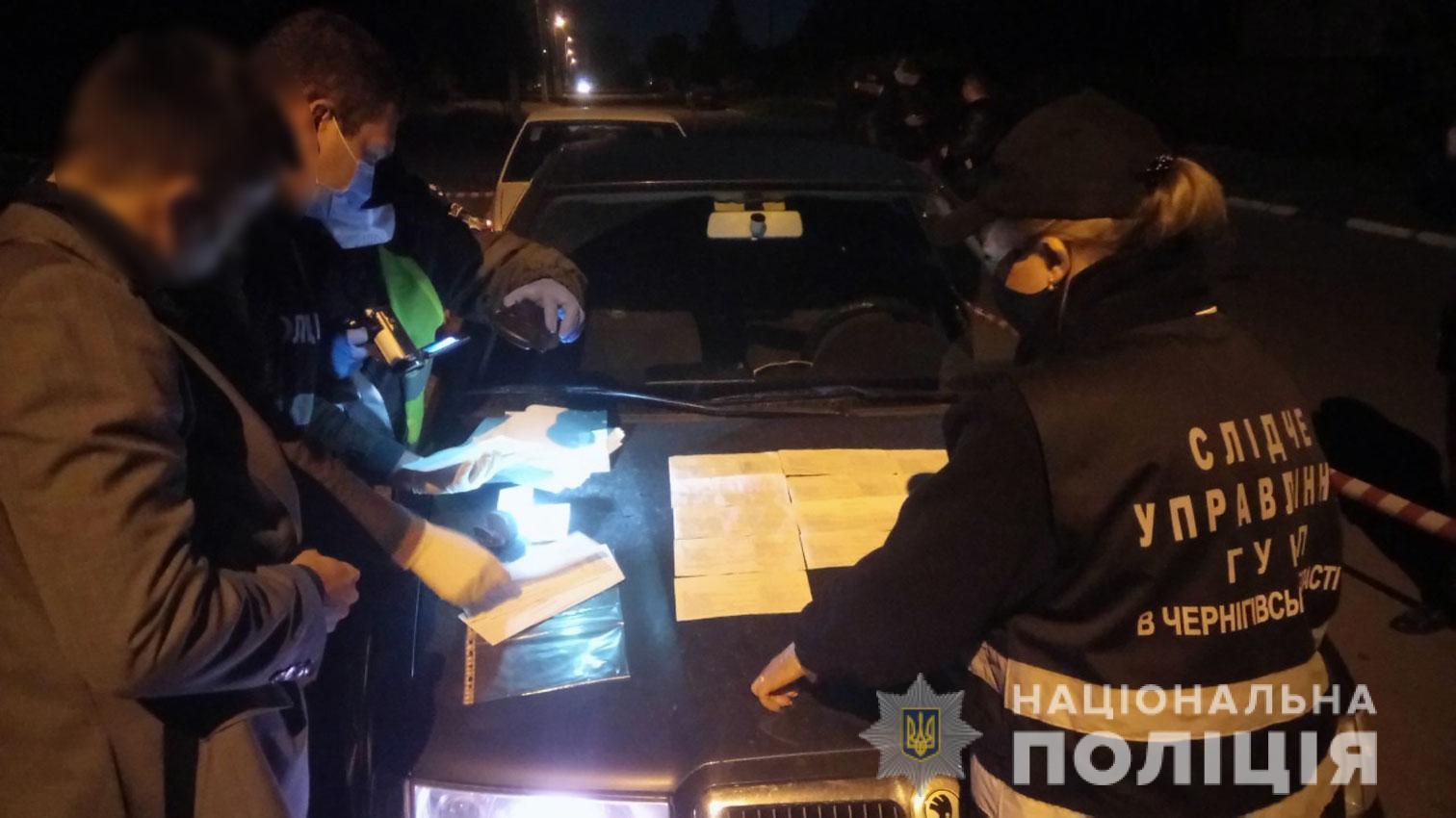 Списки і 66 тис. грн: на Чернігівщині викрили схему підкупу виборців
