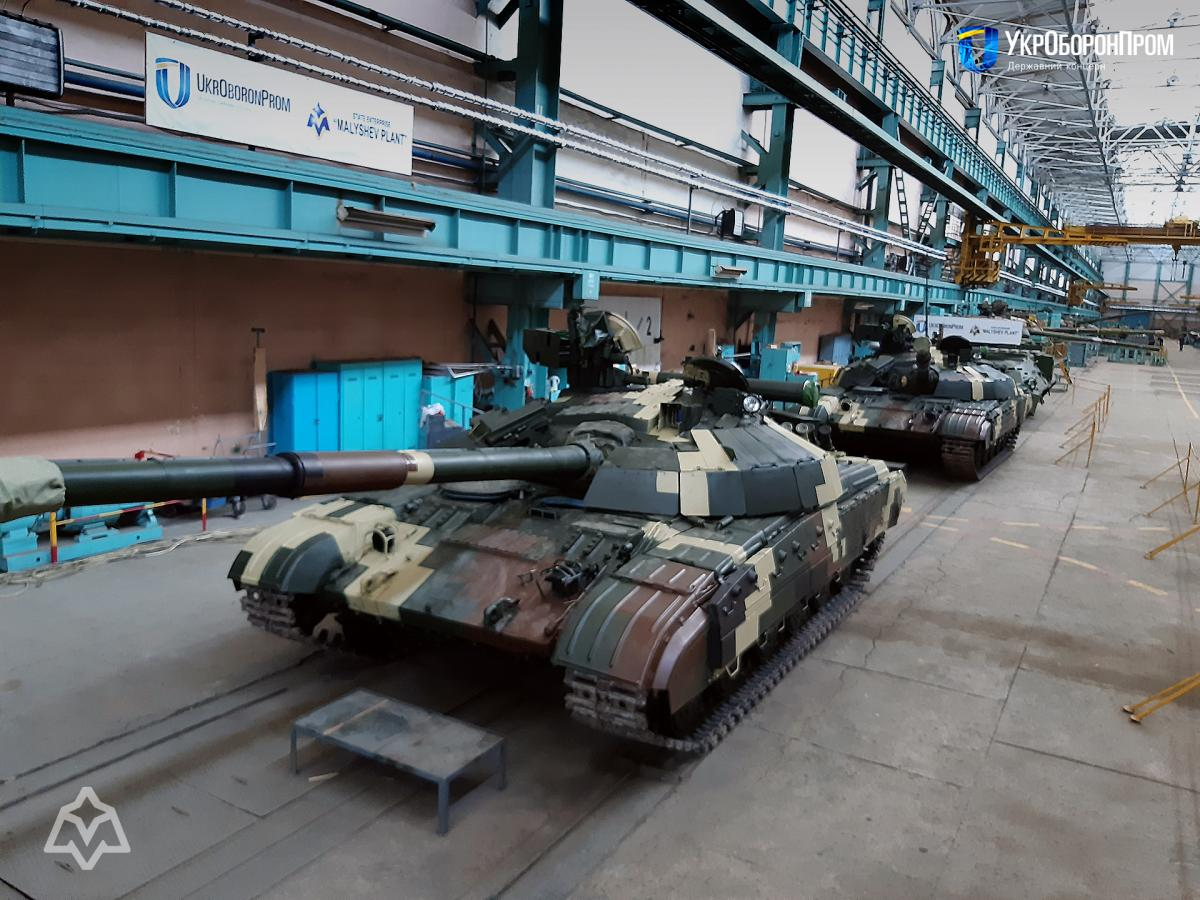 Укроборонпром модернизировал партию Булатов из зоны ООС