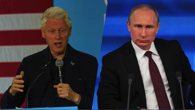 Реакція Путіна на загибель Курська в розмові з Клінтоном