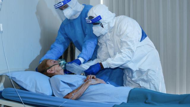 Очищает легкие от вируса: украинец разработал водородно-кислородный аппарат для дыхания