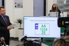 В Україні зміняться правила видачі номерів на авто