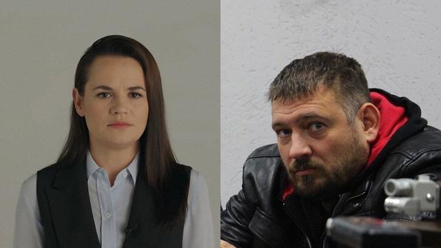 Ми тебе любимо: Тихановська вперше за 4 місяці поговорила з чоловіком
