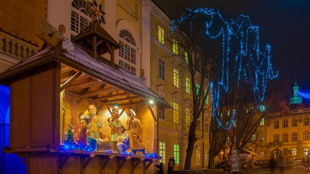 Де зустріти Новий рік 2021 Україні: кращі ідеї