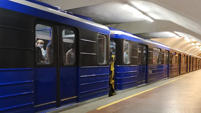 Європейський банк виділив €50 млн на закупівлю вагонів метро у столицю