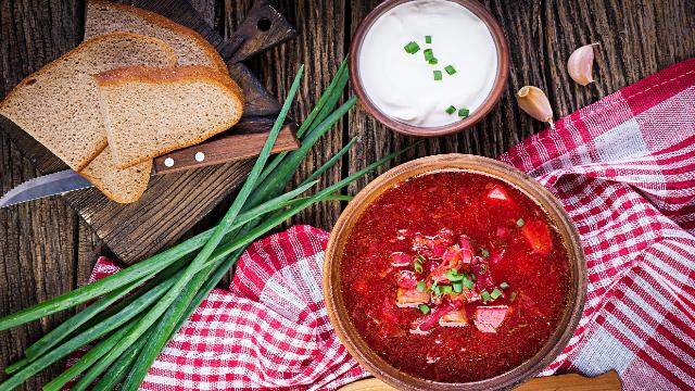 Борщ потрапив до топ-20 найсмачніших супів світу від СNN