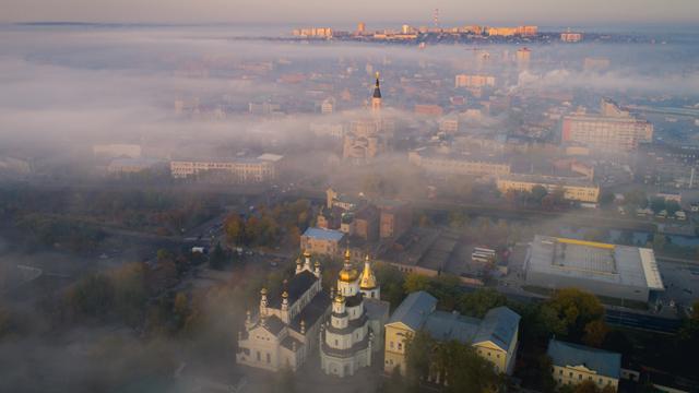 Туман в Харкові: список перенесених авіарейсів