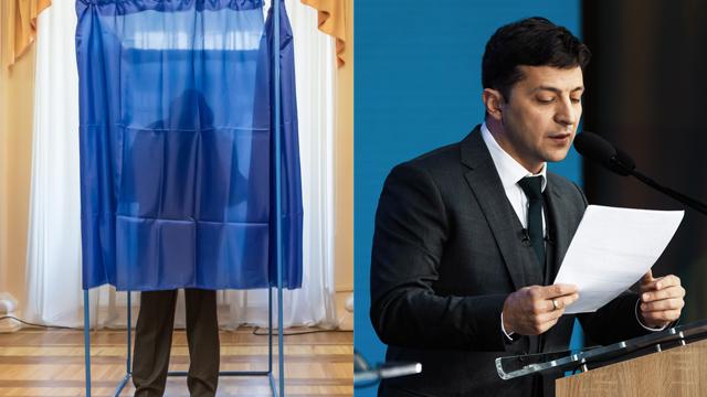Опитування у день виборів суперечить закону – КВУ