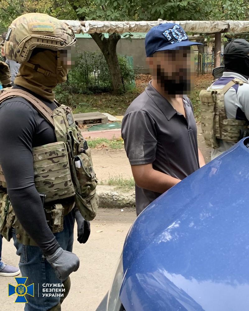 СБУ затримала учасника Ісламської держави