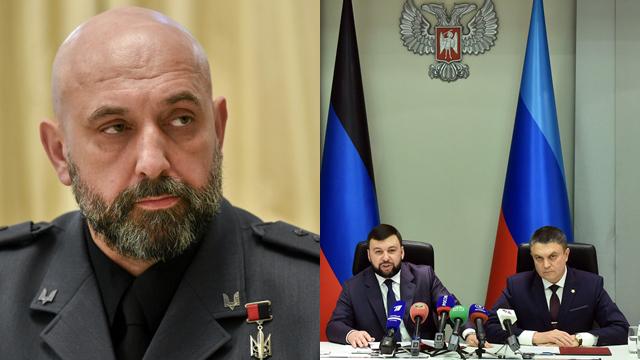 """Потрібно політичне рішення: ЗСУ готові захопити у полон ватажків """"ЛНР"""" і """"ДНР"""""""