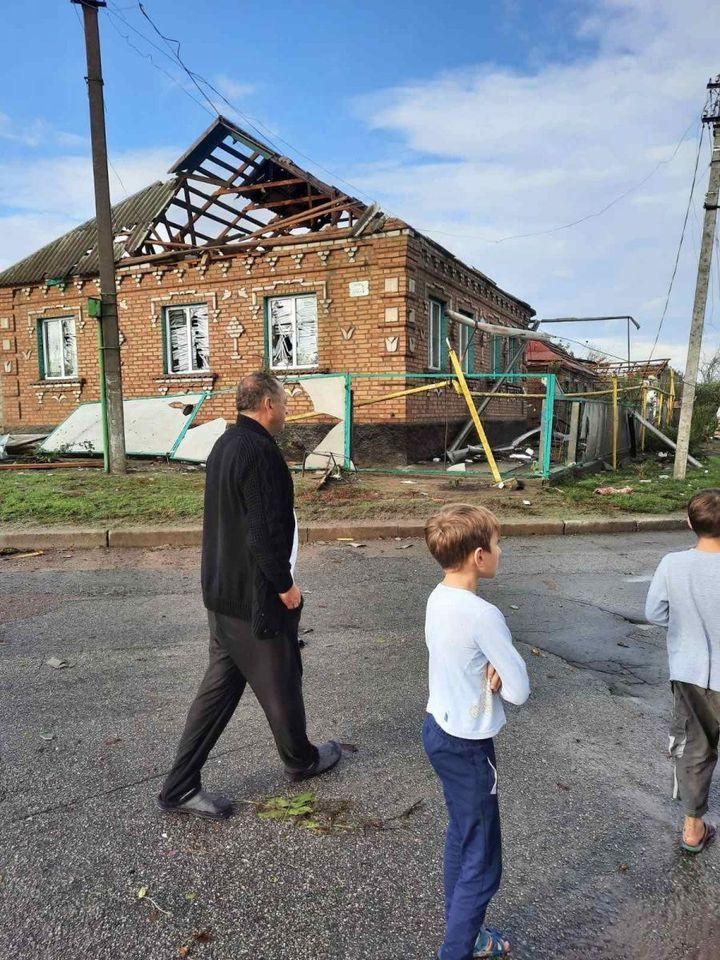 Погода: понад 100 будинків залишилися без даху в Кропивницькій і Миколаївській області – фото