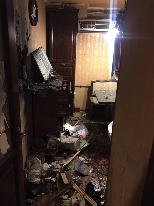 На Луганщині батько з сином підірвалися у квартирі