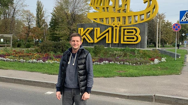Российский пропагандист Корчевников приехал в Киев