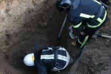 В Одесі обвалився котлован, є загиблі