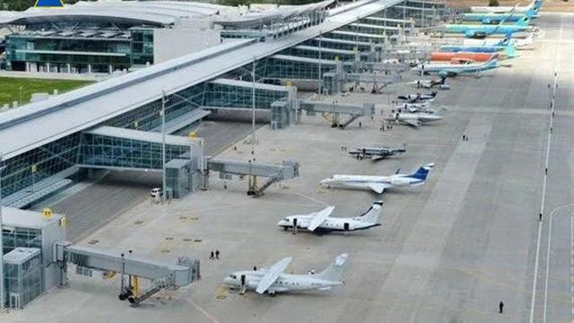 Топ-менеджмент Борисполя викрили на грошових махінаціях при будівництві в аеропорту