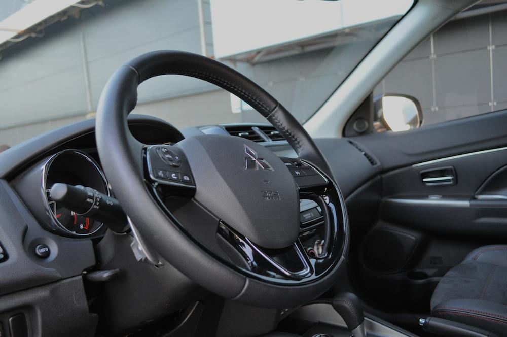 Тест-драйв Mitsubishi ASX: самурай для українських доріг