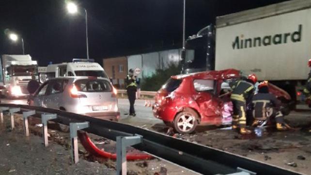 ДТП у Львові: зіткнення двох іномарок – троє загинули і один травмований